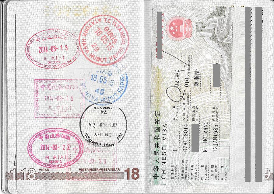 pass usa gyldig 6 måneder