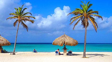 ABC-øyene Aruba, Bonaire og Curacao