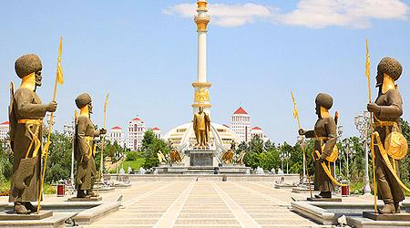 Absurde Ashgabat