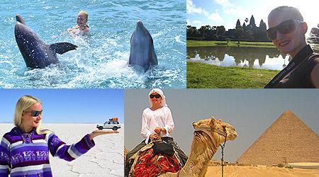 32 fine reiseopplevelser før jeg fylte 32