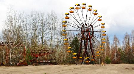 Tre strålende dager i Tsjernobyl