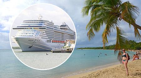 Cruise i Karibien - noen erfaringer rikere