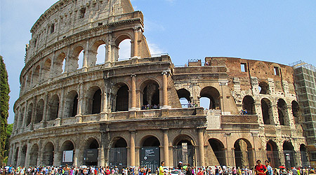 Et døgn i Roma