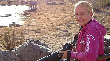 Mer safari i Etosha