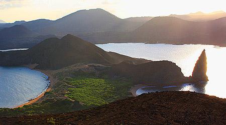 Høydepunkter fra Galapagos