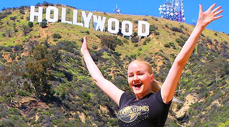 Beste utsikt mot Hollywood-skiltet