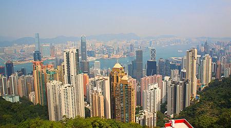 To uker i Hong Kong og Macao