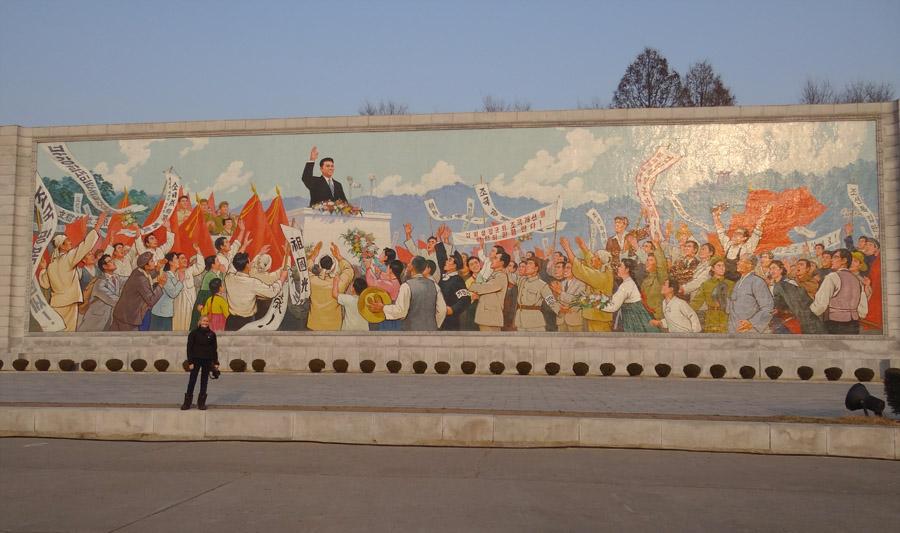 pyongyangvegg