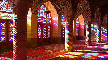 Fem ting å gjøre i Shiraz
