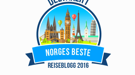 Reisebloggkonkurranse